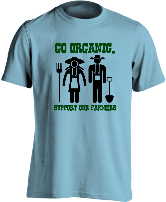 Don T Panic Our Farmers Are Organic