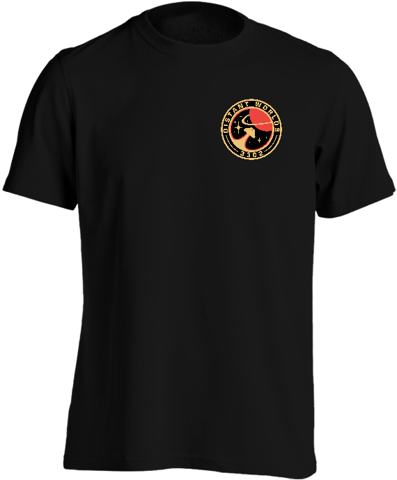 Distant Worlds Expedition Shirt