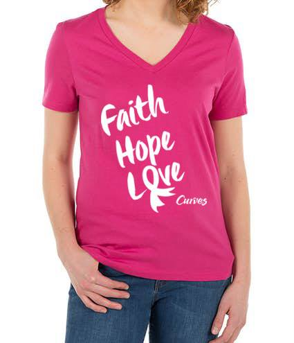 Curves Bca Shirt
