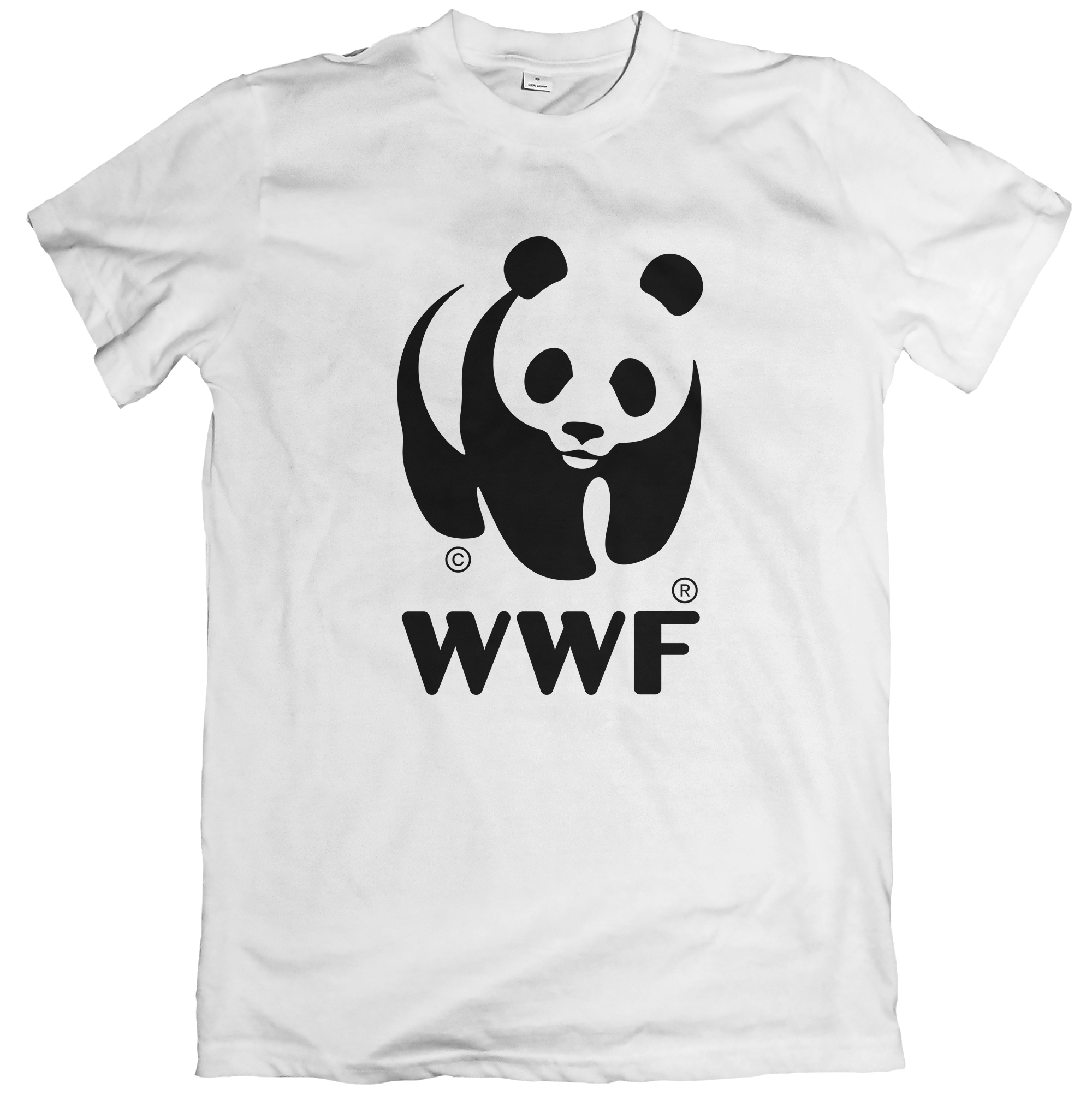 Shirt Panda Together Possible Front