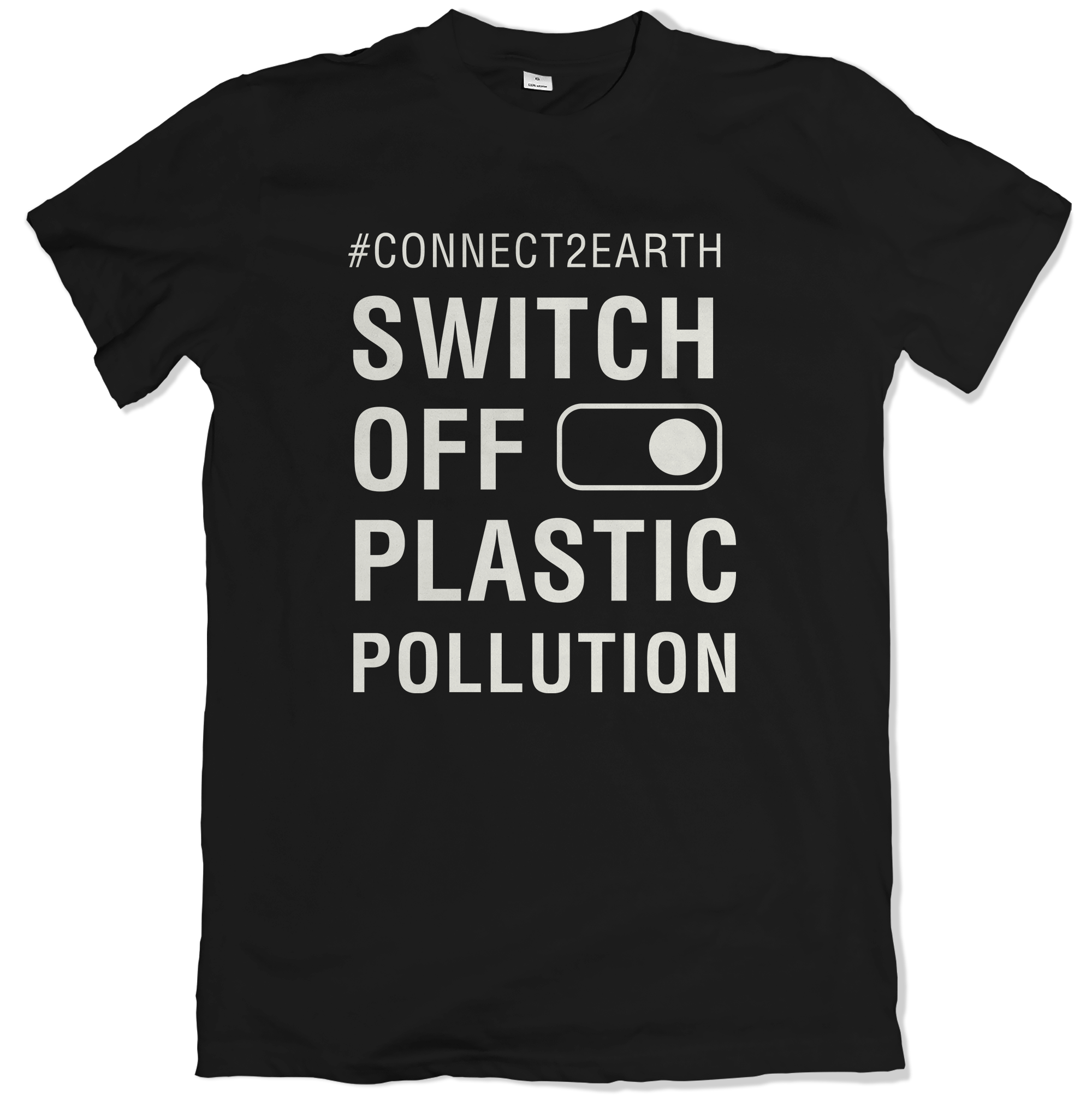 Switch Off Plastic Pollution Front