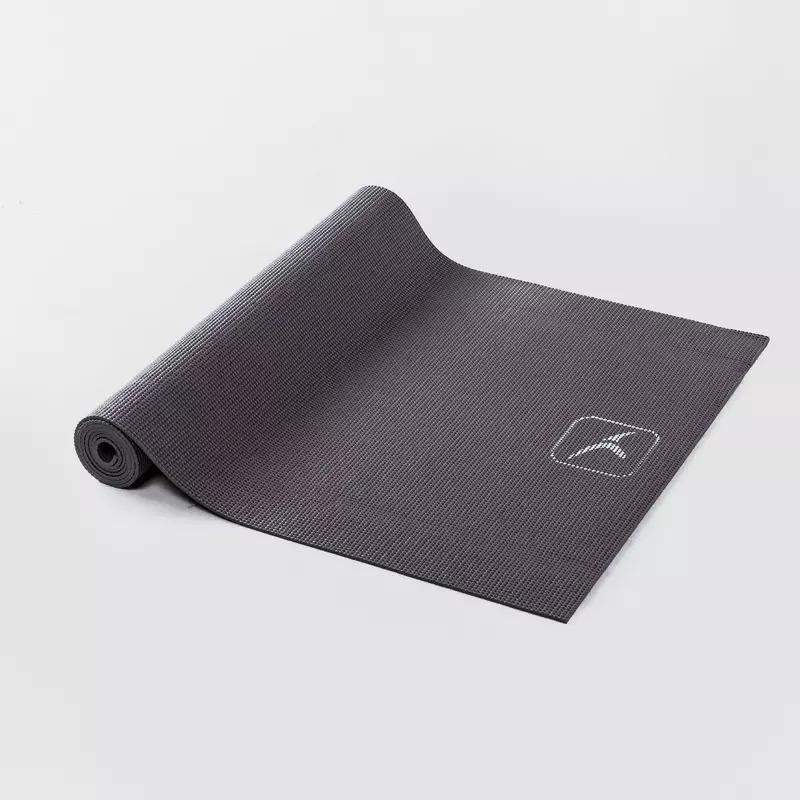 Essential Yoga Mat 4 Mm Grey